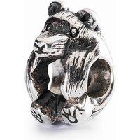 Trollbeads Bead 925 Silber Kleiner Bär