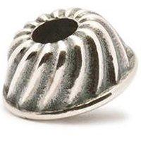 Trollbeads Bead 925 Silber Kuchenform
