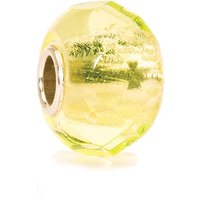Trollbeads Bead 925 Silber Limonen Prisma