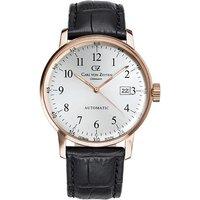 Carl von Zeyten Armbanduhr Gutach Datum, 3 Zeiger - Angebote