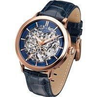 Carl von Zeyten Armbanduhr Triberg Skelett, Sekunde & Minute, Std. - Angebote
