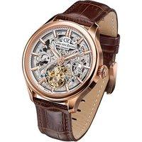 Carl von Zeyten Armbanduhr St. Georgen Skelett, Stunde - Minute - Sekunde - Angebote