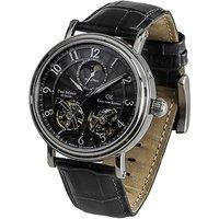 Carl von Zeyten Armbanduhr Murg Dual Balance, Datum,Mondphase - Angebote