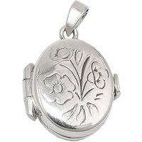 SIGO Anhänger Medaillon, klein Silber 925
