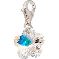 SIGO Einhänger Charm Blume 925 Sterling Silber