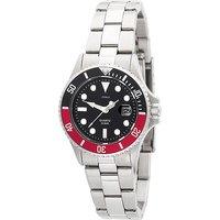 JOBO Damen Armbanduhr Quarz Analog Edelstahl mit Datum - Angebote