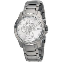 JOBO Herren Armbanduhr Quarz Chronograph Titan mit Datum - Angebote