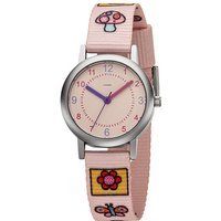 JOBO Kinder Armbanduhr Quarz Analog Kinderuhr rosa - Angebote