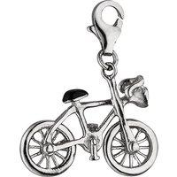 SIGO Einhänger Charm Fahrrad 925 Sterling Silber