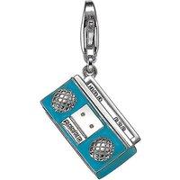 Esprit Charm 925 Silber radio Lack