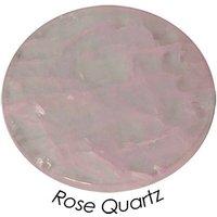Quoins Wechsel-Münze Precious, Rose Quartz, L