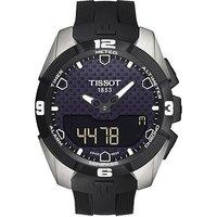 TISSOT Armbanduhr Herren T-TOUCH EXPERT SOLAR