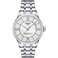 TISSOT Armbanduhr Damen CHEMIN DES TOURELLES POWERMATIC 80 LADY