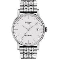TISSOT Armbanduhr Herren EVERYTIME SWISSMATIC