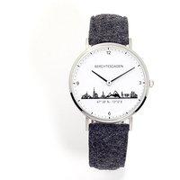 Goettgen Armbanduhr Berchtesgaden Damen Filzband - Angebote