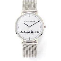 Goettgen Armbanduhr Berchtesgaden Damen Milanaiseband silber - Angebote
