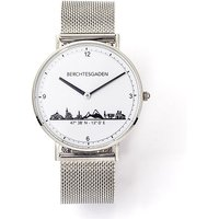 Goettgen Armbanduhr Berchtesgaden Herren Milanaiseband silber - Angebote