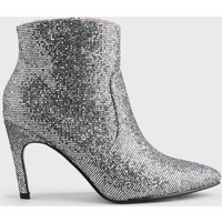 Adina Party Ankle Boot silber