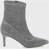 Sterling Ankle Boot Stretch silber