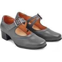 LaShoe Pumps Mary-Jane Grau