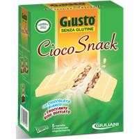 GIUSTO S/G CIOCO-SNACK BI 125G-925391171