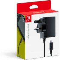 Nintendo Switch AC Adapter, Black