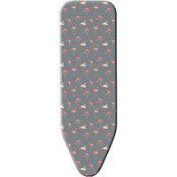 Minky Flamingo Ironing Board Cover