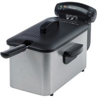 Breville Stainless Steel Professional Fryer, Grey