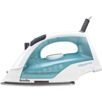 Breville VIN369 Easy Glide 2200W Steam Iron, Blue