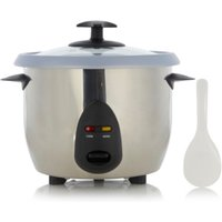 Rice Cooker, Silver