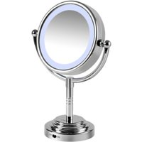 Carmen C85001 Core Dual Sided LED Illuminated Mirror, White