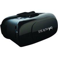 Stealth Mobile VR Headset VR50 Black, Black