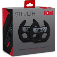Stealth Nintendo Switch Joy-Con Racing Wheel - 2 Pack, Black