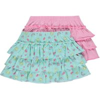 George Sunshine Ruffled Skirts 2 Pack - Multi, Multi