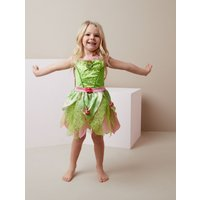 George Disney Fairies Tinkerbell Fancy Dress Costume - Green