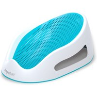 Angelcare Soft Touch Baby Bath Support - Aqua, Blue