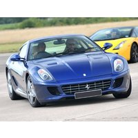 Ferrari 458 Hot Lap Ride For Two Picture