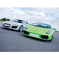 Triple Supercar Drive for Two - Supercar Gifts