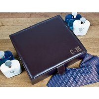 Men's Tie Travel Box