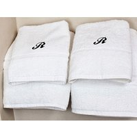 His and Hers Luxury Bath Towel Set - Luxury Gifts