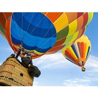 Champagne Balloon Flight For Two Picture