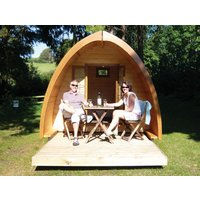 One Night Camping Pod Break For Two - Camping Gifts