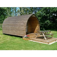 Two Night Camping Pod Break at Yapham Holds - Gift Ideas For Two Gifts