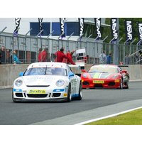 Motor Sport Entrance Ticket for Two - Sport Gifts
