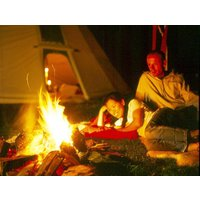 Eco Tipi Retreat With Holistic Therapy Sessions For Two Picture