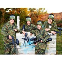 Paintballing For Four Picture