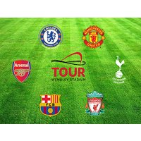 Football Club Tour for One Adult and One Child - Football Gifts
