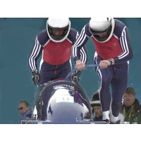 Bobsleigh For Two