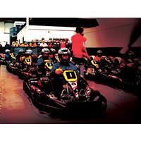 Indoor Karting Session For Two Picture