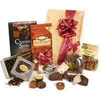 Large Chocolate Hamper from 1657 Chocolate House - Flowers Gifts